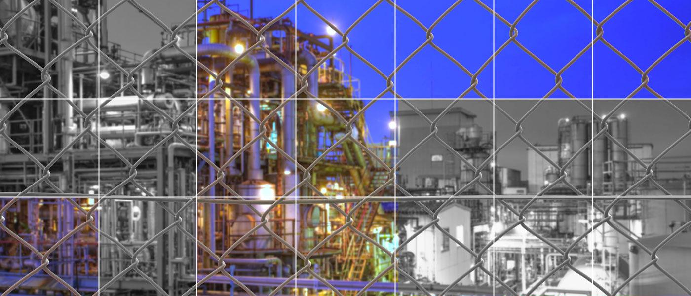 industrie-hekdetectie